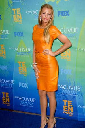 Blake Lively aux Teen Choice Awards 2011