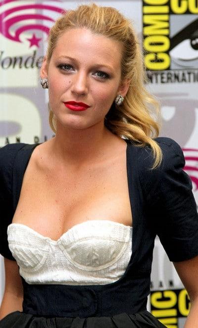 Blake Lively élue femme la plus désirable de l'année