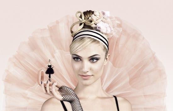 Bourjois Paris Ballerine visuel