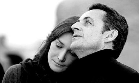 Carla Bruni Nicolas Sarkozy