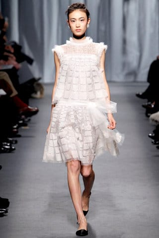 Chanel Haute Couture printemps 2011