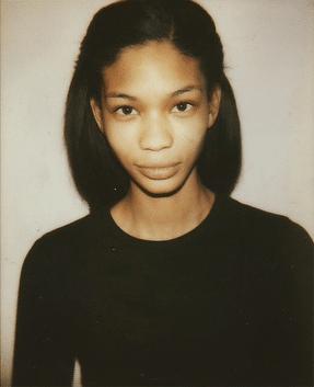 Chanel Iman sans maquillage