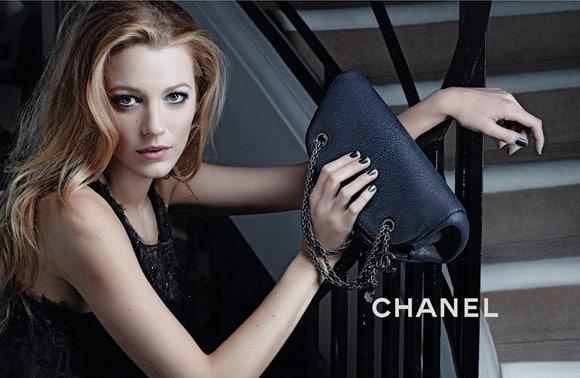 Chanel Mademoiselle Blake Lively