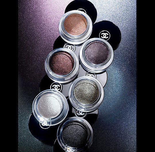 Chanel illusion d'ombre automne 2011