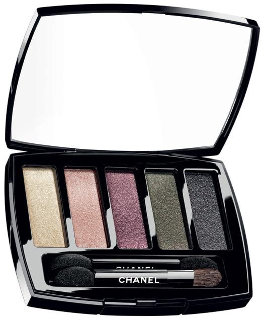 Chanel printemps 2011 palette