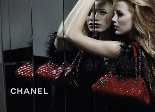 Chanel sacs Mademoiselle Blake Lively