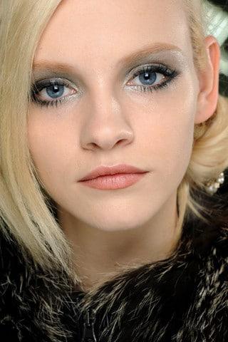 Chanel smoky eyes Ginta Lapina