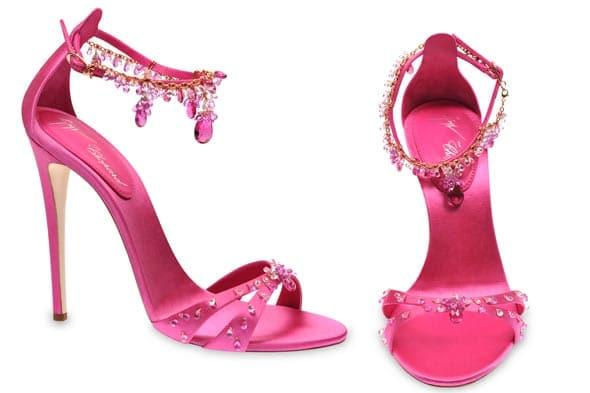 Chaussures Chopard Giuseppe Zanotti
