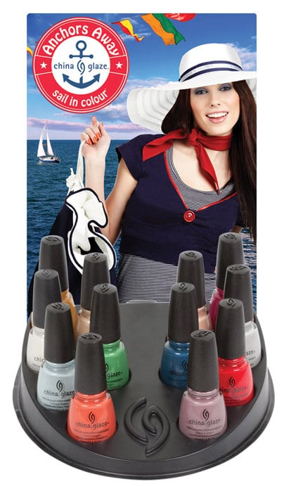 China Glaze Anchors awa