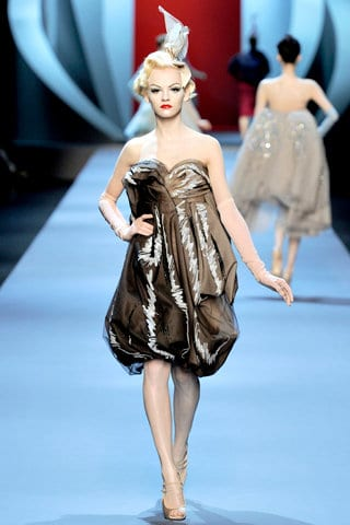 Christian Dior Haute Couture printemps 2011