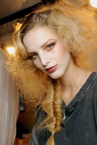 Les tendances coiffures des défilés automne/hiver 2010