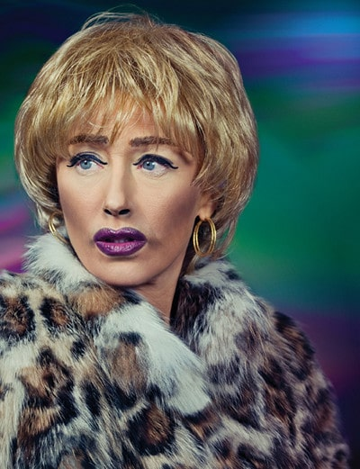 "Collection ""MAC pour Cindy Sherman"" automne 2011"