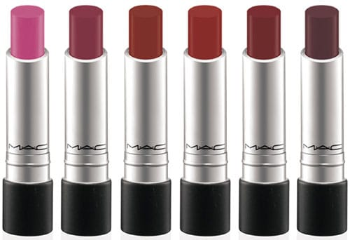 Collection Styledriven MAC automne 2011