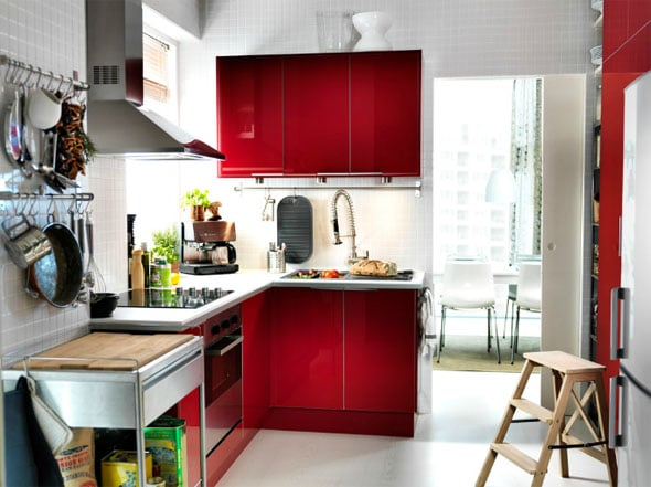 Les nouvelles cuisines ikea id es et inspirations for Ancienne cuisine ikea