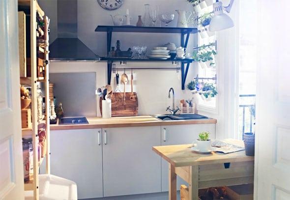 Les nouvelles cuisines ikea id es et inspirations - Cuisine ikea petit espace ...
