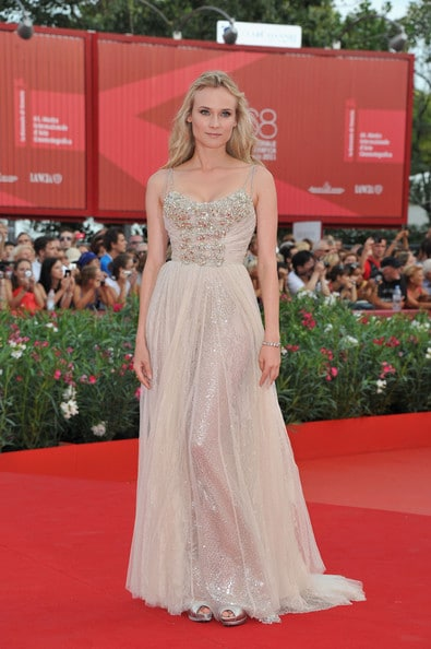 Diane Kruger Ides of March Festival Film Venise2011