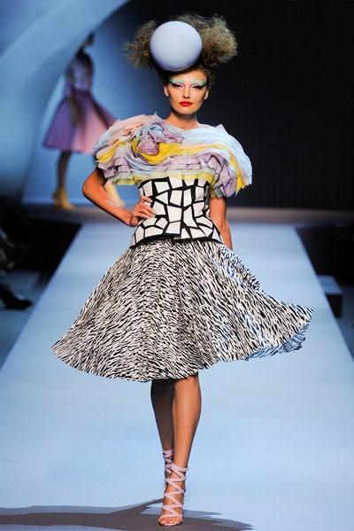 Dior Haute Couture 2012 sans Galliano : Vers une nouvelle ère ?