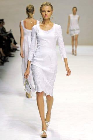 Dolce & Gabbana printemps 2011