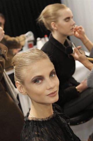 Les maquillages des défilés automne/hiver 2011