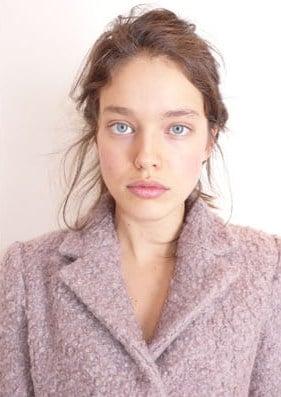Emily DiDonato sans maquillage