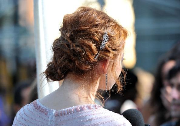 Emma Stone coiffure