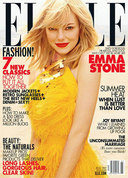 Emma Stone elle us