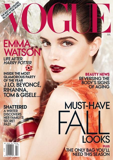 Emma Watson Vogue US