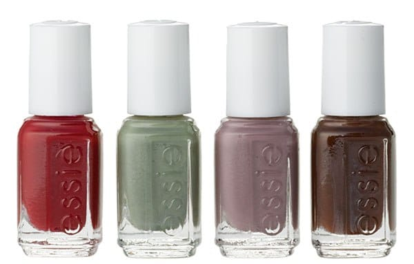 Collection de vernis Essie automne 2010