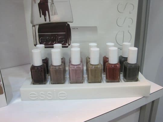 Essie automne 2011 Carry on