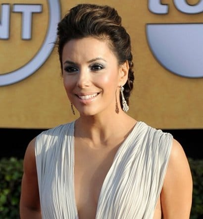 Eva Longoria aux Screen Actors Guild Awards 2011
