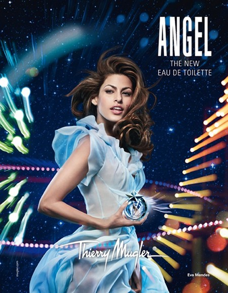 Eva Mendes Angel Thierry Mugler