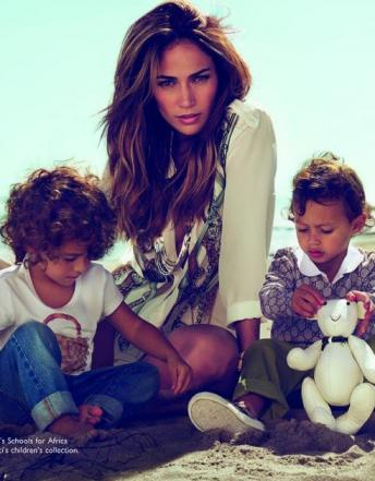 Gucci kids jennifer lopez