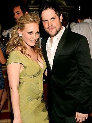 Hilary Duff et Mike Comrie