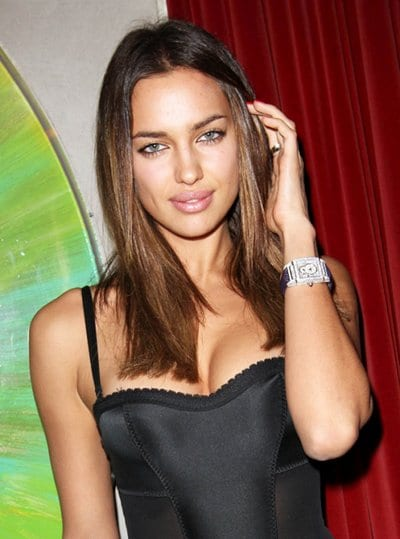 Irina Shayk et son look naturellement glamour