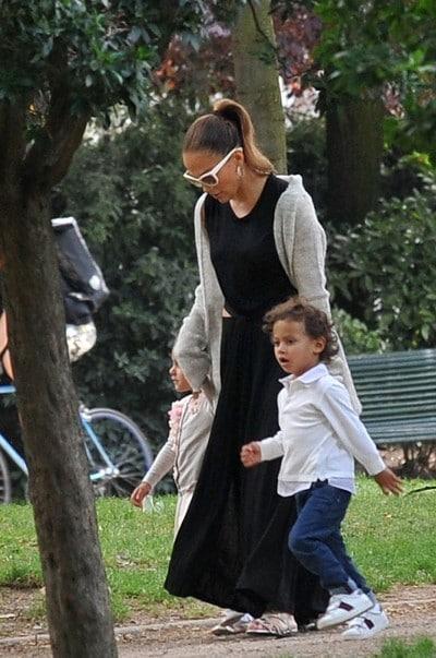 Jennifer Lopez Emme & Max