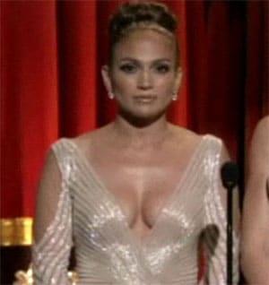 Jennifer Lopez Oscars 2012