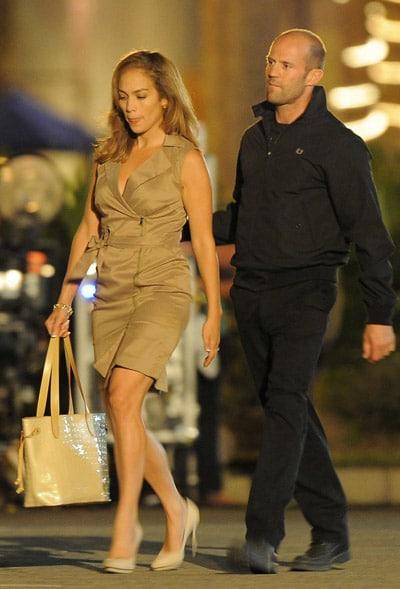 Jennifer Lopez et Jason Statham