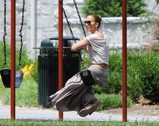 Jennifer Lopez et Max et Emme