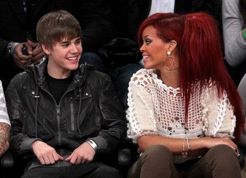 Justin Bieber et Rihanna