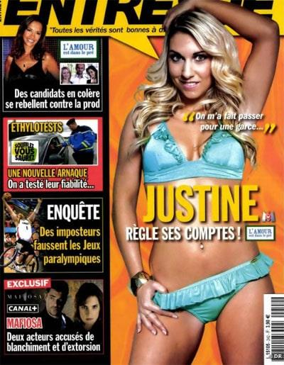 Justine Entrevue