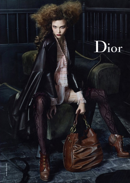 Campagne automne/hiver 2010 2011 Christian Dior