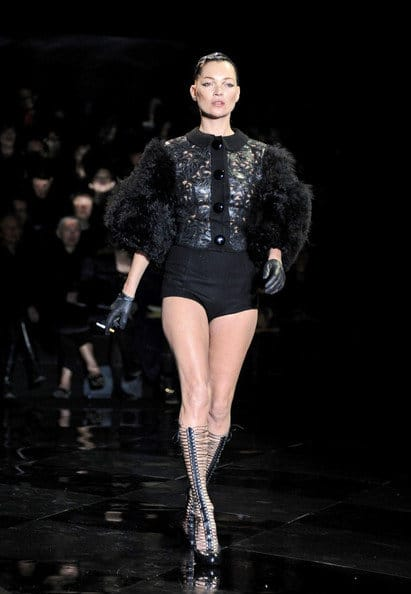 Kate Moss Louis Vuitton automne 2011