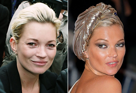 Kate Moss sans maquillage 4