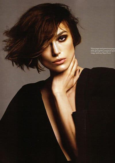 Keira Knightley Elle UK