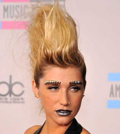 Kesha aux American Music Awards 2010