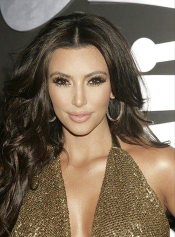 Kim Kardashian Grammy 2011