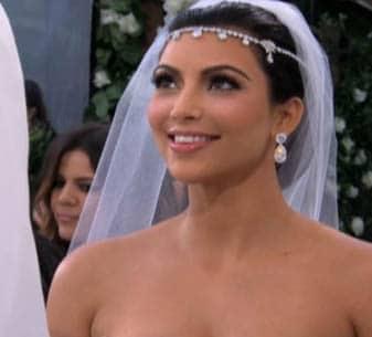 Kim Kardashian mariage