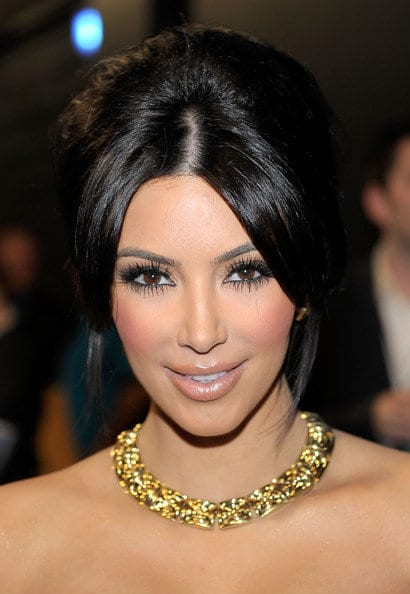Kim Kardashian people's Choice Awards 2011