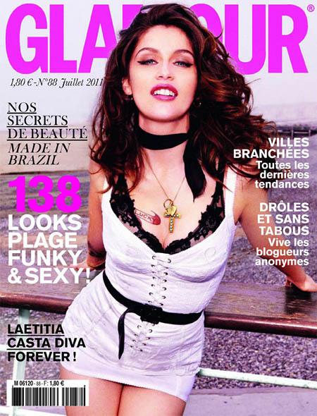 Laetitia Casta Glamour