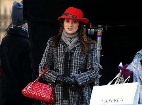 Leighton Meester Blair Waldorf